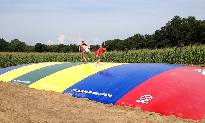 Rolling Acres - Southampton: Birthday Party Package for Up to 12 Children at Rolling Acres (Up to 47% Off)
