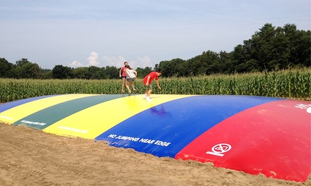 Birthday Party Package for Up to 12 Children at Rolling Acres (Up to 47% Off)