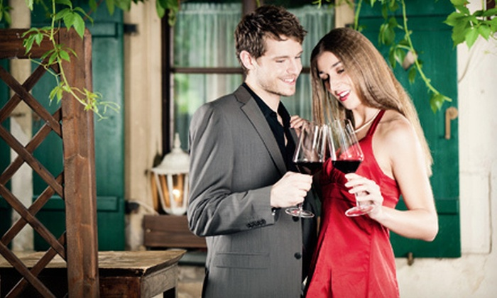Washington Wine Academy - Washington Wine Academy: Meet Your Match Singles Wine-Tasting Event from Washington Wine Academy (51% Off). Four Options Available.