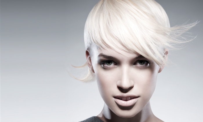 The Cactus Academy- A Paul Mitchell Partner School - East Garden City: Salon Services at The Cactus Academy- A Paul Mitchell Partner School (Up to 38% Off). Two Options Available.