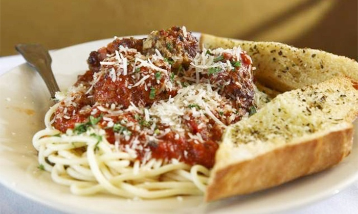 Anselmo's Bistro & Bar - The Highlands: Four-Course Italian Dinner for Two with Wine on a Weekday or Weekend at Anselmo's Bistro & Bar (Up to 41% Off)