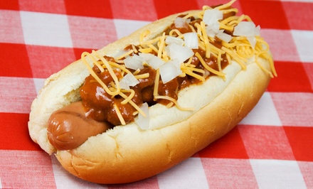 $10 for $18 Worth of American Cuisine for Two or More at Bates Coney Island