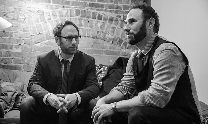 Sklar Brothers - The Emelin Theatre: The Sklar Brothers at The Emelin Theatre on Saturday, March 7, at 7:30 or 9:30 p.m. (Up to 56% Off)