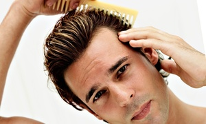Glamour Locks Hair Clinique: $99 for Eight Laser Hair-Restoration Treatments at Glamour Locks Hair Clinique ($230 Value)