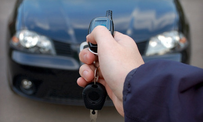 SoundWorks Car Audio & Security - Midtown : $195 for a Remote Car Starter with Installation at SoundWorks Car Audio & Security ($389 Value)
