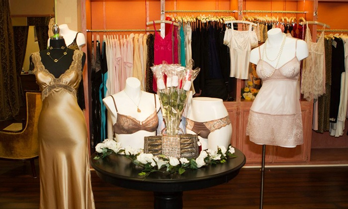 My Lady Boutique - My Lady Boutique: $20 for $40 Worth of European Lingerie and Accessories at My Lady Boutique