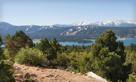 Groupon Deal: Stay with Optional Concert Tickets at Fireside Lodge in Big Bear Lake, CA. Dates into September