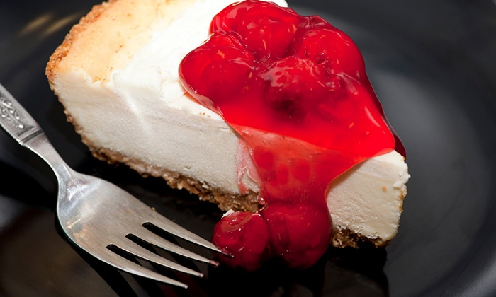 Peteet's Famous Cheesecakes - West Bloomfield: $6 for $10 Worth of Gourmet Cheesecake at Peteets Famous Cheesecakes