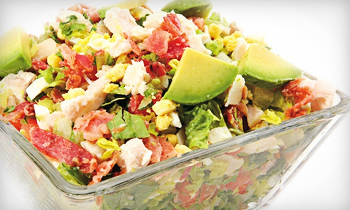 Chop Stop - West Hollywood: $10 for $20 Worth of Salads, Wraps, and Bowls at Chop Stop