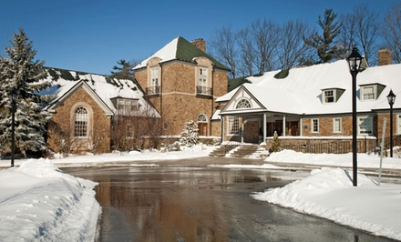 1-Night Stay in a Traditional Room with Breakfast for Two at The Glenerin Inn & Spa in Mississauga, ON