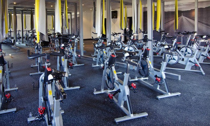 Moxieride - Moxieride: 5, 10, 15, or 20 Total-Body Indoor Cycling Workouts at Moxieride (Up to 51% Off)