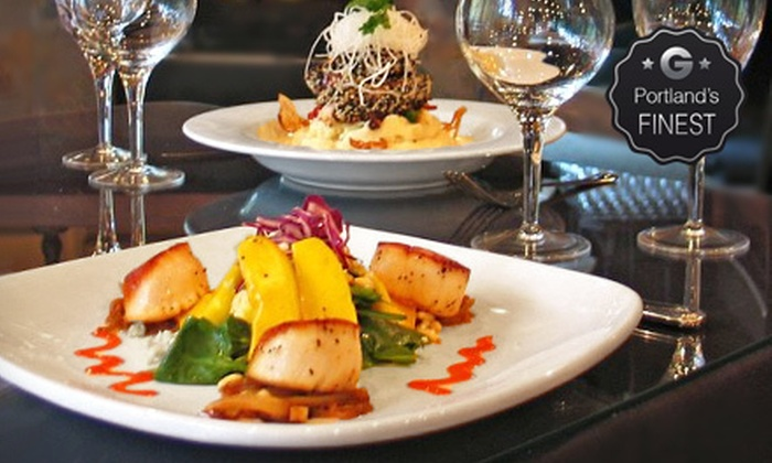 Riverview Restaurant - Troutdale: $20 for $40 Worth of Fine Dining Cuisine at Riverview Restaurant