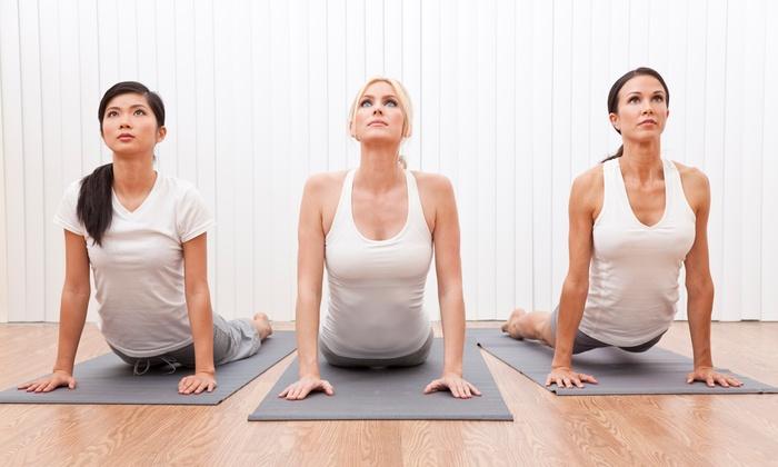 Stretch Yoga Studio - Mount Lebanon: 5, 10, or 20 Yoga Classes at Stretch Yoga Studio (Up to 56% Off)