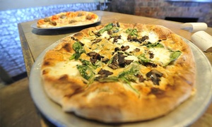 $11 for $20 Worth of Wood-Fired Pizza and Italian Fare at The Wedge Pizzeria