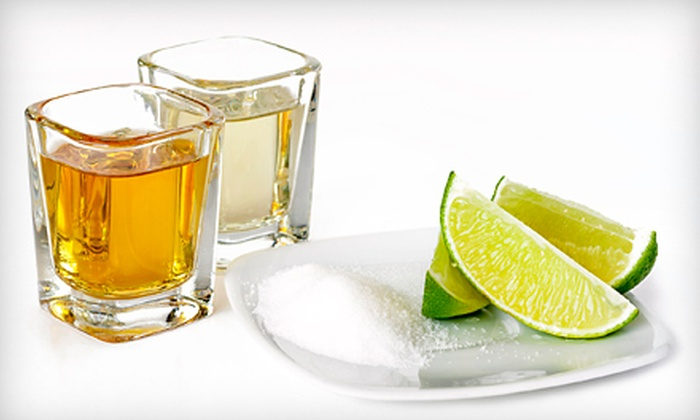Crown Wine & Spirits - Multiple Locations: $20 for Tequila Tasting for Two on Thursday, May 2, at Crown Wine & Spirits ($40 Value)