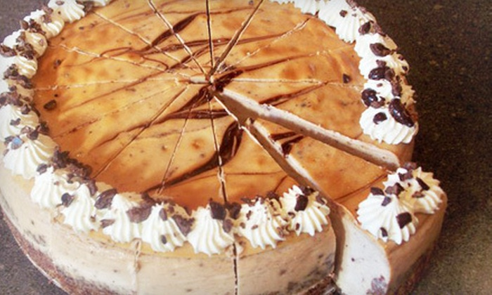 Steve Buresh's Cheesecake Store: One Dozen or Two Dozen Mini Cheesecake at Steve Buresh's Cheesecake Store (Up to 56% Off)