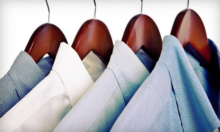 Speedy Cleaners - Prospect Glen,Lake Murray: Comforter Cleaning, Wedding-Dress Preservation, or $15 for $30 Worth of Dry Cleaning at Speedy Cleaners in Santee