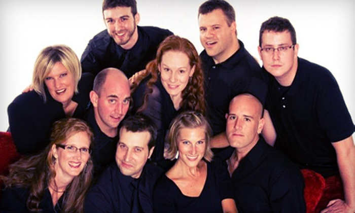 River City Improv - Multiple Locations: $10 for River City Improv Show for Two ($20 Value)