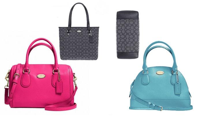 02aac1f3e0b1 Coach Women Handbags