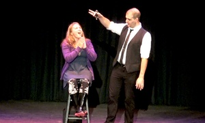"Turning Tricks: Comedy Magic Show : ""Turning Tricks"" Comedy Magic Show, April 29, May 6, or May 13 (37% Off)"