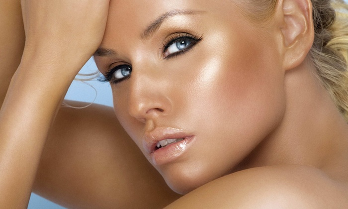 Velvet Day Spa -  Denver Tech Center: Sunless Tanning or Red Light Therapy at Velvet Day Spa (Up to 58% Off). Five Options Available.