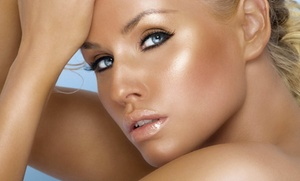 Velvet Day Spa: Sunless Tanning or Red Light Therapy at Velvet Day Spa (Up to 58% Off). Five Options Available.