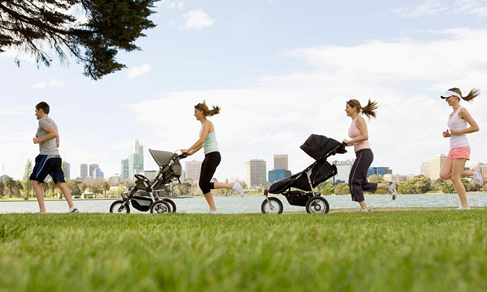 $29 for One Month of Unlimited Baby Boot Camp Classes at Baby Boot Camp ($119 Value)