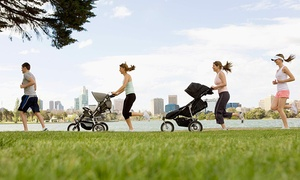 Baby Boot Camp : $29 for One Month of Unlimited Baby Boot Camp Classes at Baby Boot Camp ($119 Value)