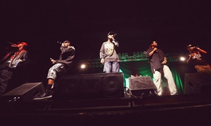 Bone Thugs-N-Harmony: Bone Thugs-N-Harmony on March 18 at 8 p.m.