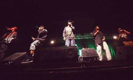 Bone Thugs-N-Harmony on Saturday, November 25, at 8 p.m.