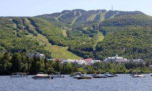 Quebec Resort near Mountain Activities