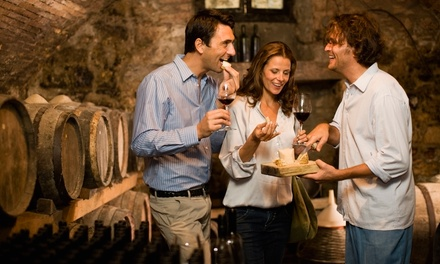 $55 Off Limo Guided Wine Tour with Complimentary Bottle of Wine at Village Wine Tours