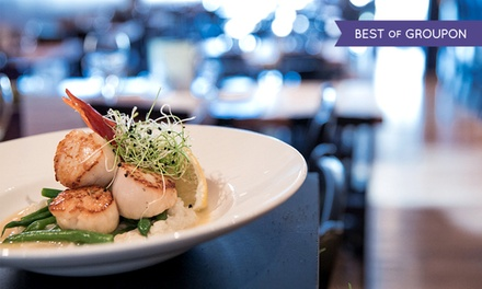Fine Dining and Drinks at King Street Trio Uptown for Two (50% Off).