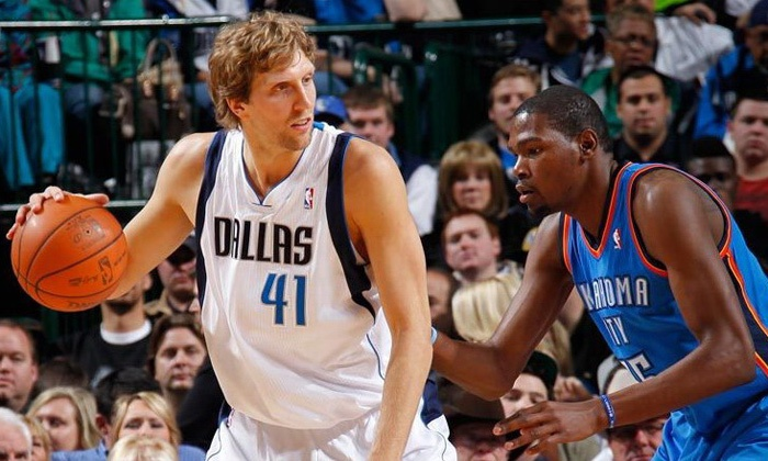 Dallas Mavericks - Victory Park: Dallas Mavericks Game at American Airlines Center on March 19, 23, or 27 (Up to 38% Off). Multiple Seating Options.