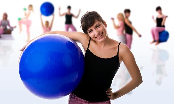 Fun Spot Fitness - Boca Raton Hills: 8, 12, or 20 Kids' Group Fitness Classes at Fun Spot Fitness (Up to 56% Off)