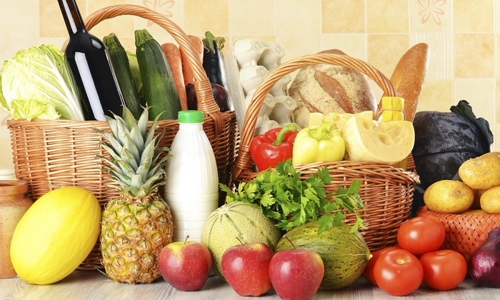 Coordin8 Inc - New York City: $15 for $34 Worth of Grocery Delivery — coordin8 Inc