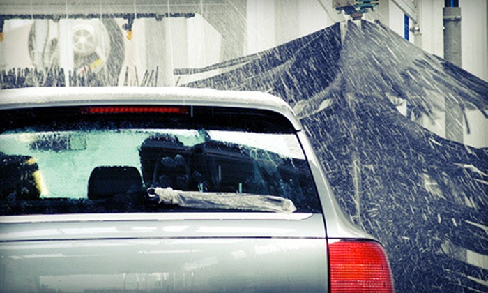 Green Valley Car Wash & Detail Center - Green Valley North: $18 for Three Super Express Washes at Green Valley Car Wash & Detail Center ($36 Value)