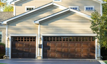 55% Off a Garage Door Tune-Up and Inspection