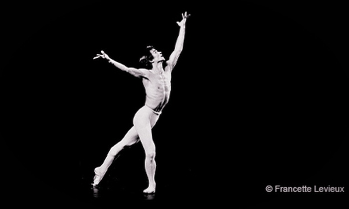 "de Young Museum - Golden Gate Park: ""Rudolf Nureyev: A Life in Dance"" Exhibit and de Young Museum Visit for 1, 2, 4, or 10 (Up to 58% Off)"