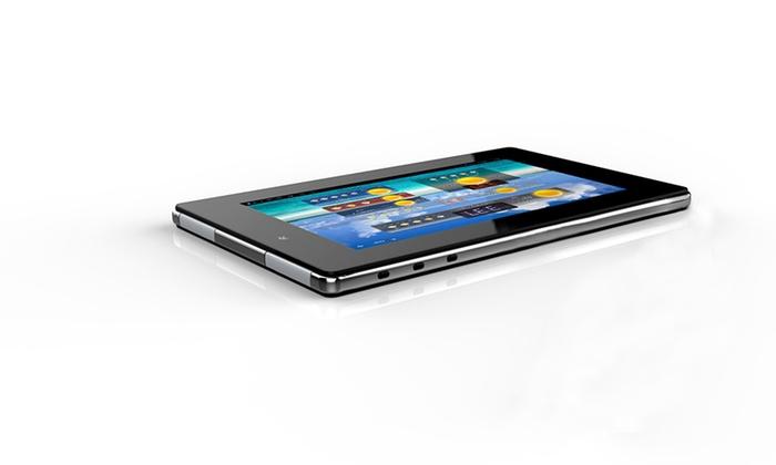 tablette wi fi android 7 avec housse groupon. Black Bedroom Furniture Sets. Home Design Ideas