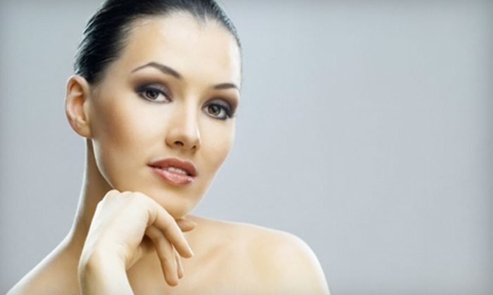 "Courtyard Laser ""N"" Day Spa - Ellerslie Industrial: One or Three Microdermabrasion Treatments with Facials at Courtyard Laser ""N"" Day Spa (58% Off)"