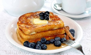 Starwood Cafe: $12 for $20 Worth of Comfort Food for Breakfast or Lunch at Starwood Cafe