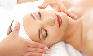 GT Massage & Skin Care: $139 for a Deep-Cleanse Facial, Massage, and Aromatherapy Salt Glow at GT Massage & Skin Care ($180 Value)