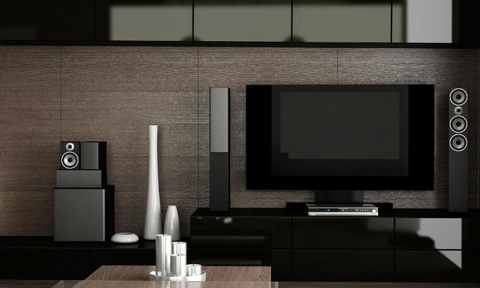 Furnished - Los Angeles: $100 for $200 Worth of Living-Room Furniture — Furnished