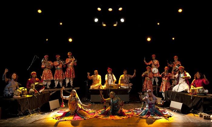 Bollywood Masala Orchestra and Dancers - Mayo Performing Arts Center: Bollywood Masala Orchestra and Dancers of India on November 18 at 8 p.m.