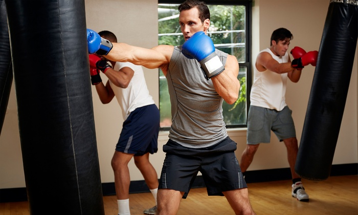 USA Karate - Multiple Locations: $45 for One Month of Unlimited Boxing Classes at USA Karate ($200 Value)