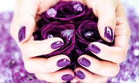 Shellac Manicure, Pedicure or Both at Beaut Box (Up to 50% Off)