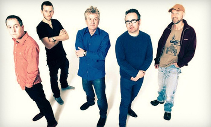 The Saw Doctors - Murat Theatre at Old National Centre: $15 to See The Saw Doctors at Deluxe at Old National Centre on Saturday, March 23, at 8 p.m. (Up to $33.50 Value)