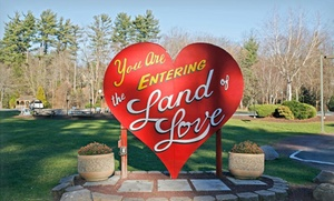 Romantic, Adults-Only Retreat in Poconos at Paradise Stream, plus 6.0% Cash Back from Ebates.