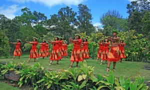 Halau i Ka Pono: Two or Four Hawaiian-Hula Dance Lessons at Halau i Ka Pono (Up to 52% Off)